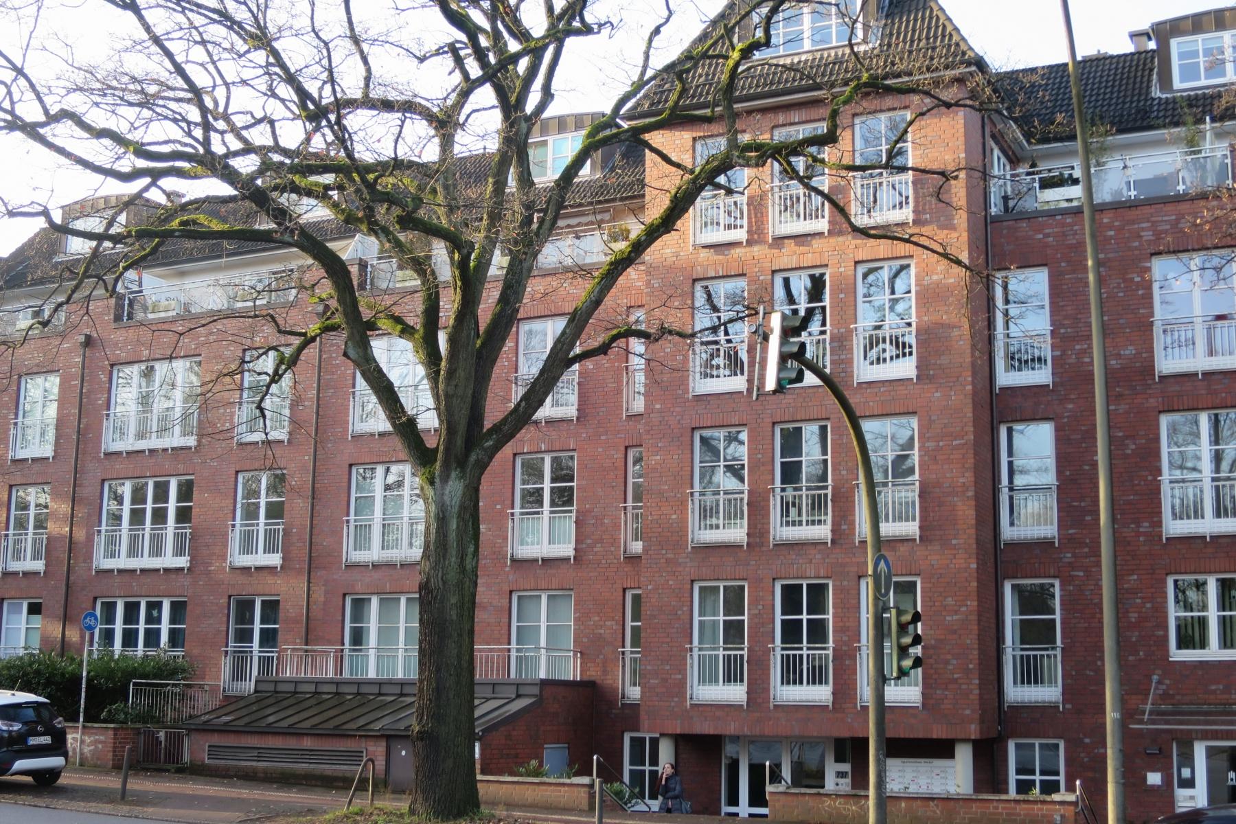 Ansicht-Haus