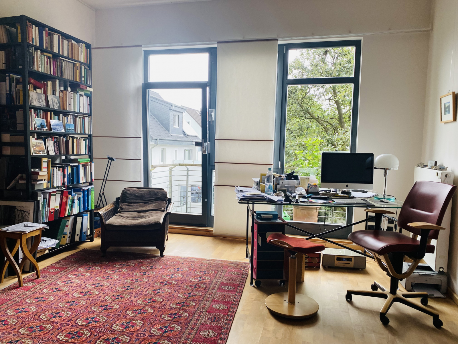 Arbeitszimmer-mit-Balkon